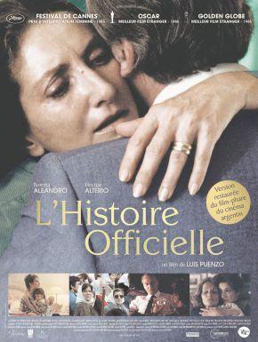 DVD L'Histoire Officielle