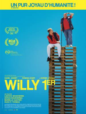 Sortie DVD Willy 1er