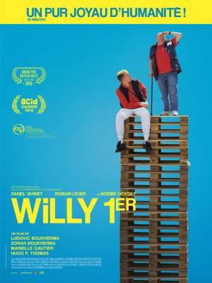 DVD Willy 1er