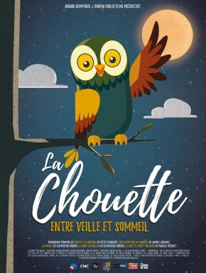 Jaquette dvd La Chouette Entre Veille Et Sommeil