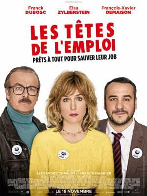 DVD Les Têtes De L'emploi