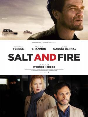DVD Salt And Fire