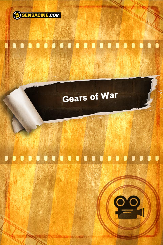 DVD Gears of War