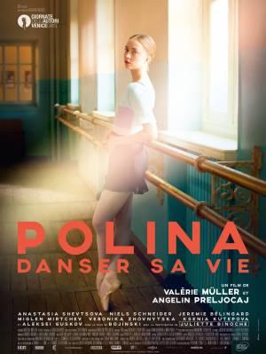 Jaquette dvd Polina, Danser Sa Vie