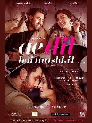 DVD Ae Dil Hai Mushkil
