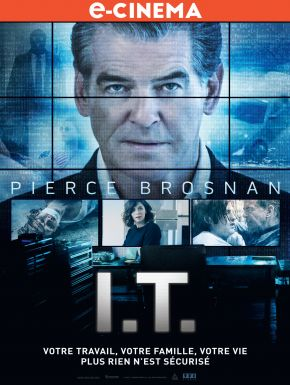 Sortie DVD I.T.