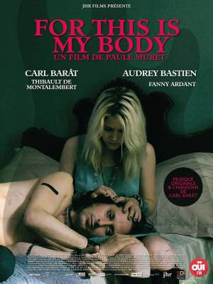 Jaquette dvd For This Is My Body