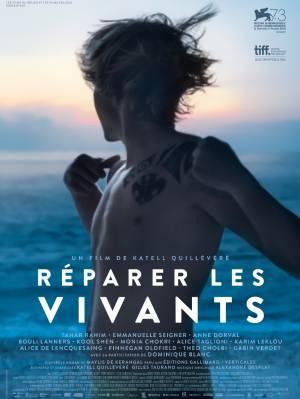 Jaquette dvd Réparer Les Vivants