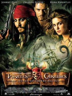 DVD Pirates des Caraïbes 2