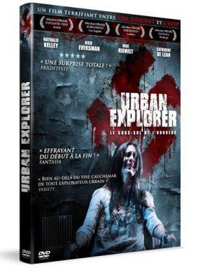 Urban Explorer : Le Sous-sol De L'horreur en DVD et Blu-Ray