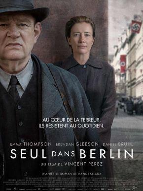 Jaquette dvd Seul Dans Berlin