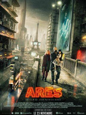 Jaquette dvd Arès