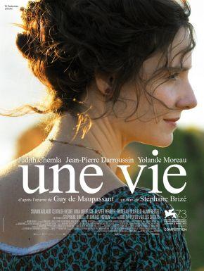 Une Vie DVD et Blu-Ray