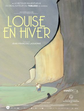 Jaquette dvd Louise En Hiver