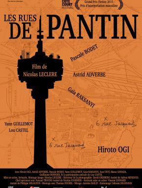 DVD Les Rues De Pantin