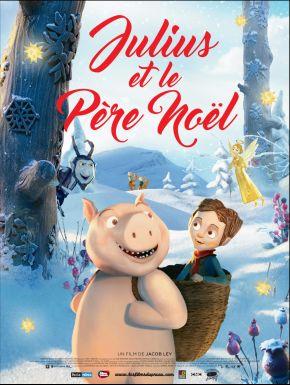 Sortie DVD Julius Et Le Père Noël