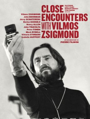 sortie dvd	  Close Encounters With Vilmos Zsigmond