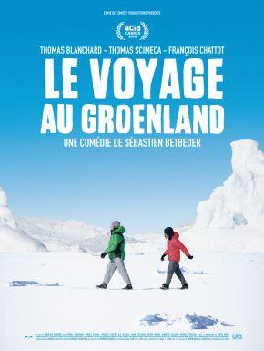 Le Voyage Au Groenland DVD et Blu-Ray