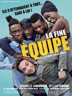 DVD La Fine équipe