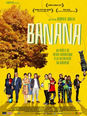Banana en DVD et Blu-Ray