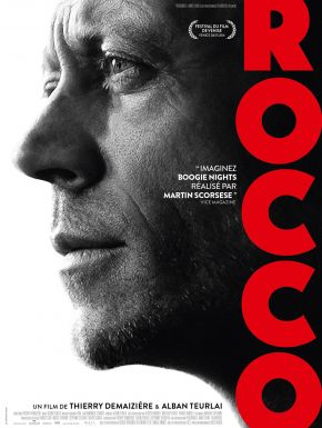 Jaquette dvd Rocco