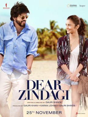 DVD Dear Zindagi