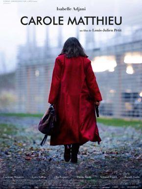 DVD Carole Matthieu