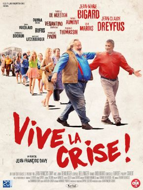 Jaquette dvd Vive La Crise !