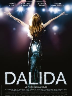 Sortie DVD Dalida