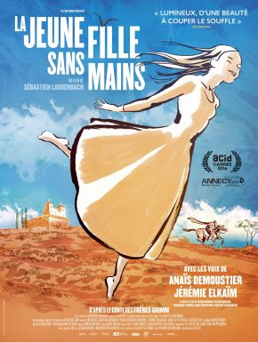 DVD La Jeune Fille Sans Mains