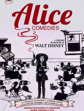 DVD Alice Comedies
