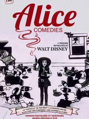 Alice Comedies DVD et Blu-Ray