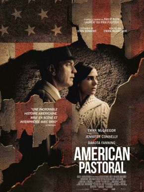 Jaquette dvd American Pastoral