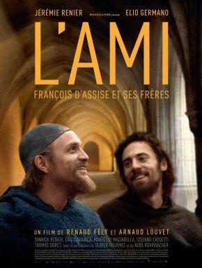 sortie dvd  L'Ami, François D'Assise Et Ses Frères