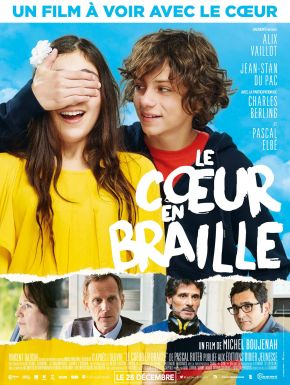 DVD Le Coeur En Braille