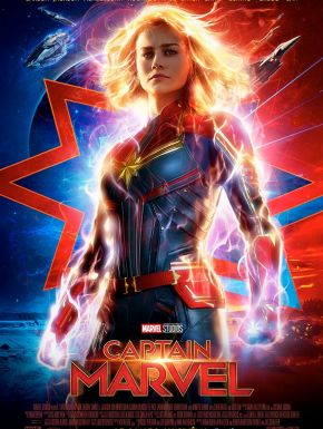 Jaquette dvd Captain Marvel