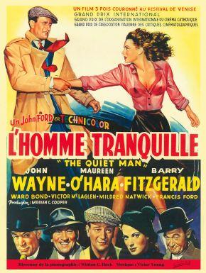 L'Homme Tranquille DVD et Blu-Ray