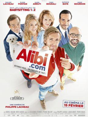 Jaquette dvd Alibi.com