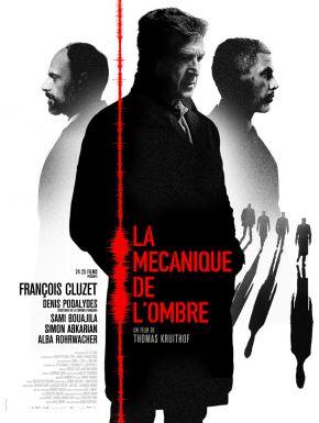 Jaquette dvd La Mécanique De L'ombre