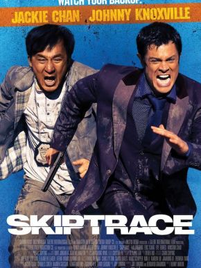 Skiptrace DVD et Blu-Ray