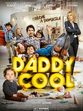 Daddy Cool DVD et Blu-Ray