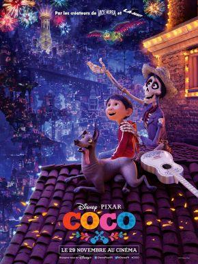 Sortie DVD Coco