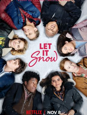 Jaquette dvd Let It Snow