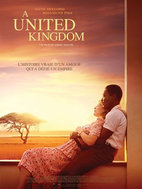 Jaquette dvd A United Kingdom