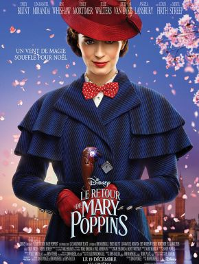 Le Retour De Mary Poppins DVD et Blu-Ray