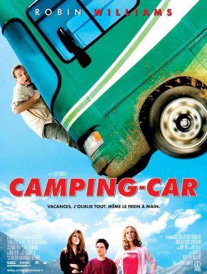 sortie dvd  Camping car