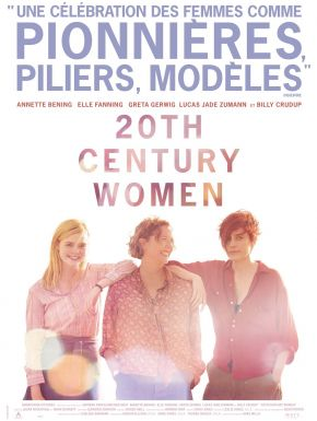 sortie dvd	  20th Century Women
