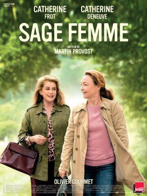 Sage Femme DVD et Blu-Ray