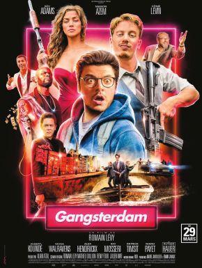 Jaquette dvd Gangsterdam