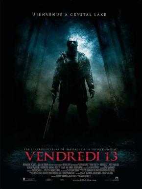 Vendredi 13 en DVD et Blu-Ray